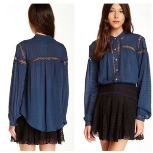 FREE PEOPLE   / Every Day Every Girl Blouse